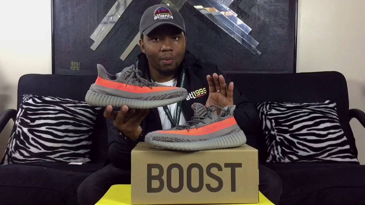 Adidas Yeezy Boost 350 V 2 Black Red BY 9612 $ 200 Insole 'Beluga