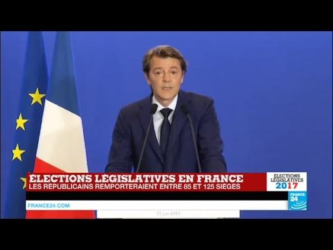 """REPLAY - François Baroin : """"Un sursaut est indispensable pour le 2nd tour des législatives"""""""