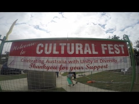 Cultural Festival Townsville // Australia