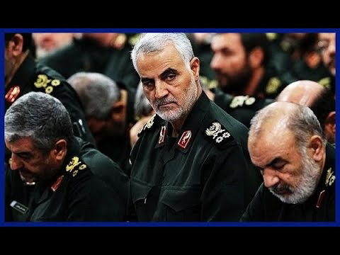 BREAKING: War With Iran Imminent As US Gives Israel Green Light To Assassinate Top General