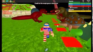 The BGN Crew Plays: Roblox: NEW! A DINOSAURS LIFE