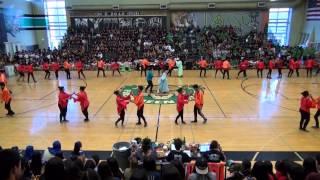 CHINESE - Freshmen Skit - EVHS Battle of the Classes 2015
