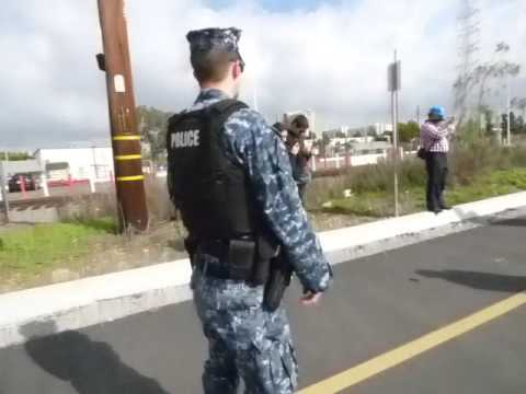 San Diego Naval Base: 7 MP'S COME OUT & LEARN ABOUT HOMELAND SECURITY MEMO