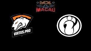 VP vs IG MDL Macau Highlights Dota 2