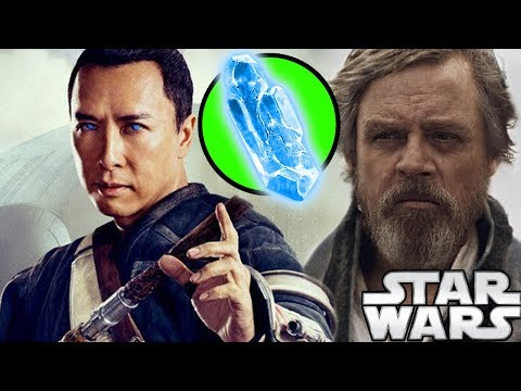 Download Youtube: Why Chirrut Imwe Has Force Powers (CANON) - Star Wars Explained