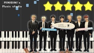 BTS (방탄소년단) - Answer : Love Myself 《MINIBINI EASY PIANO ♪》 ★★★★★
