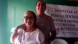 Pe. Alessandro 24ª Edição da Festa do Idoso comunidade de Flores