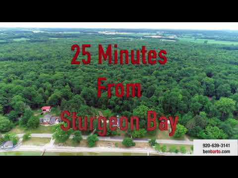 FOR SALE: 40acres Of Hunting Land In Door County!