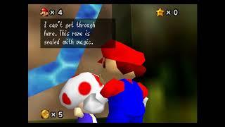 Wiissoppii7 tries - Super Mario 64 by Kaze Emunar