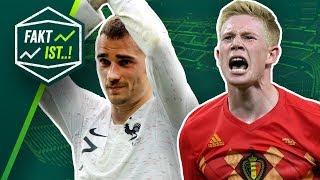 Fakt ist..! Alli, Griezmann, de Bruyne: Wer wird MVP im Halbfinale? WM 2018 Edition