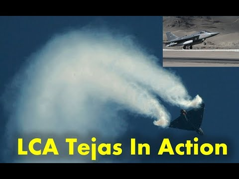LCA TEJAS IN ACTION || Unseen Footage In 2019 || Indian Air Force