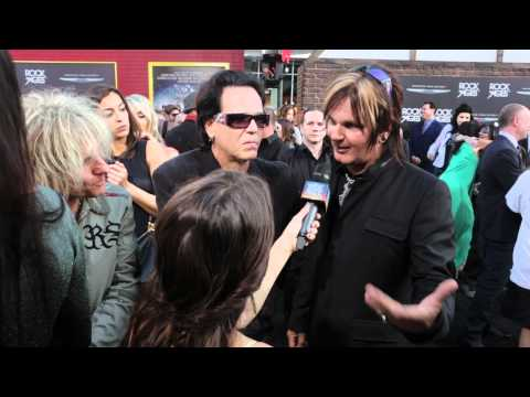 Poison Interview with Martha Quinn at the Rock of Ages Movie Premiere