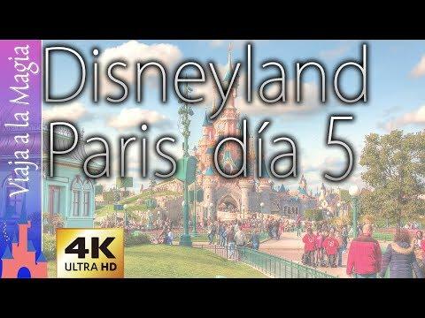 Viaje a Disneyland París Día 5 | Jesús quiere comprar algo.