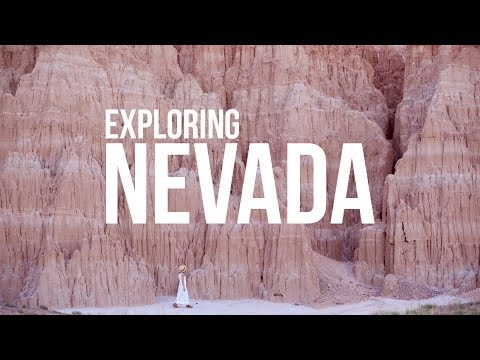 Nevada Road Trip - Best Places to Visit in Nevada | Exploring Nevada with Local Adventurer