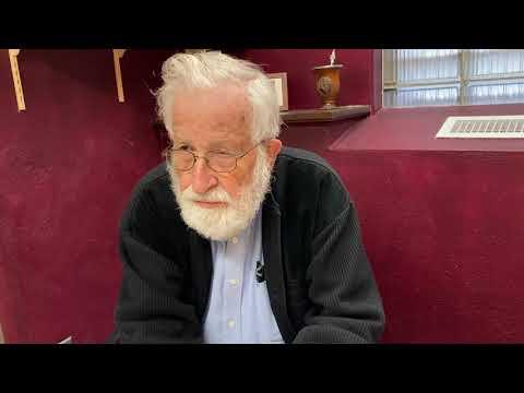 Noam Chomsky on Bolivian Coup