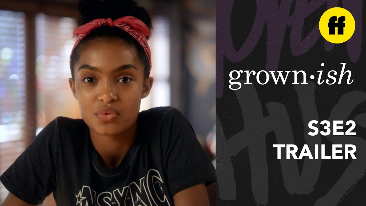Download grown-ish   Season 3, Episode 2 Trailer   Zoey Turns Up the Heat on Nomi