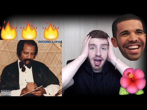 Drake - Madiba Riddim REACTION!! (MORE LIFE)