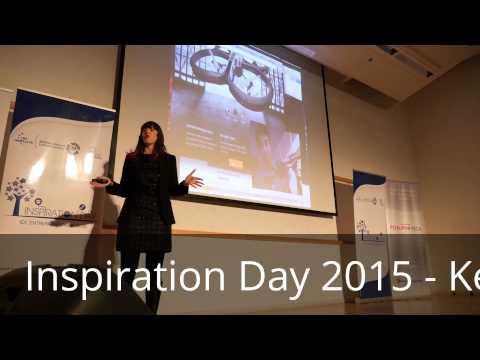 Inspiration Day 2015 - Keren Elazari