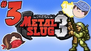 Metal Slug 3: Love Bot - PART 3 - Steam Train