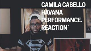 Camila Cabello - Havana @ Billboard Women in Music *REACTION*
