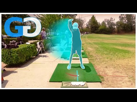 Golf Tips: HITTING IRONS PURE like Sergio Garcia part 4