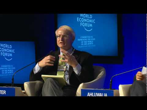 Davos Annual Meeting 2010 - Rethinking Government Assistance