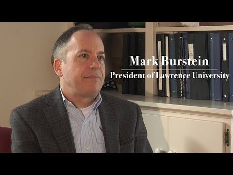 Mark Burstein - Spiritual Lives at Lawrence