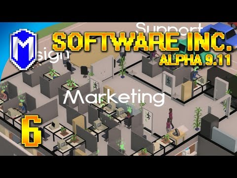 Software Inc - Working On Our CMS, Using Multiple Teams - Let's Play Software Inc Gameplay Ep 6