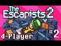 The Escapists 2 4 Player H M P Offshore Price S Trash Pile 4 Player Gameplay mp3