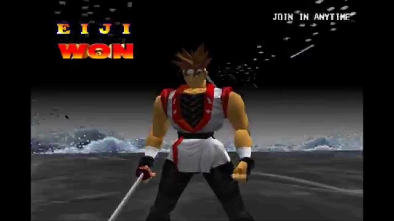 battle arena toshinden 2 moves
