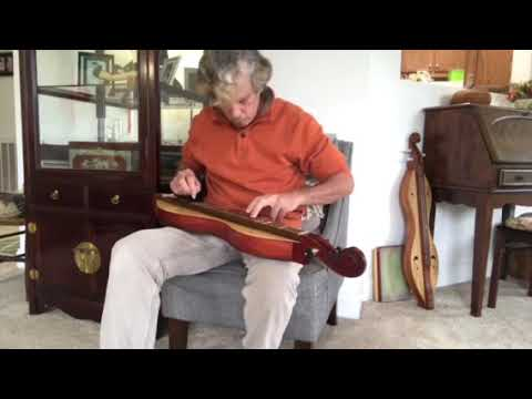 Highland Cathedral on Mountain Dulcimer