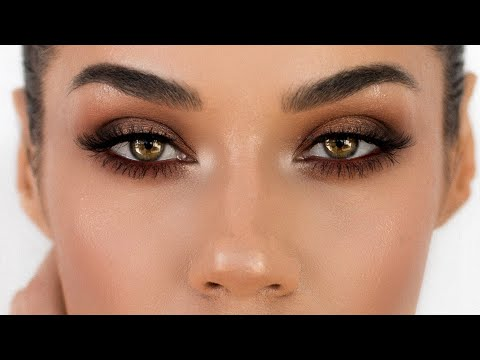 Bronzy Smokey Eye | My Makeup Collab with Catrice Cosmetics! thumbnail