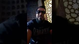 Ahmad Patron Miri ÜberTürkei Erdogan Kurden PKK Mardin Toony Rap Pkk Livestream vom 17.4.17 Teil 3