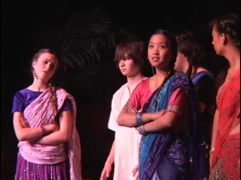 LAGAAN- Santa Fe School for the Arts & Sciences school play