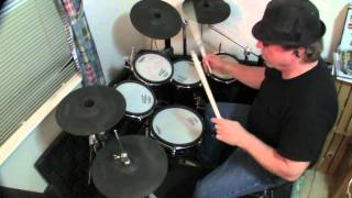 Oh Pretty Woman - Roy Orbison (Drum Cover)