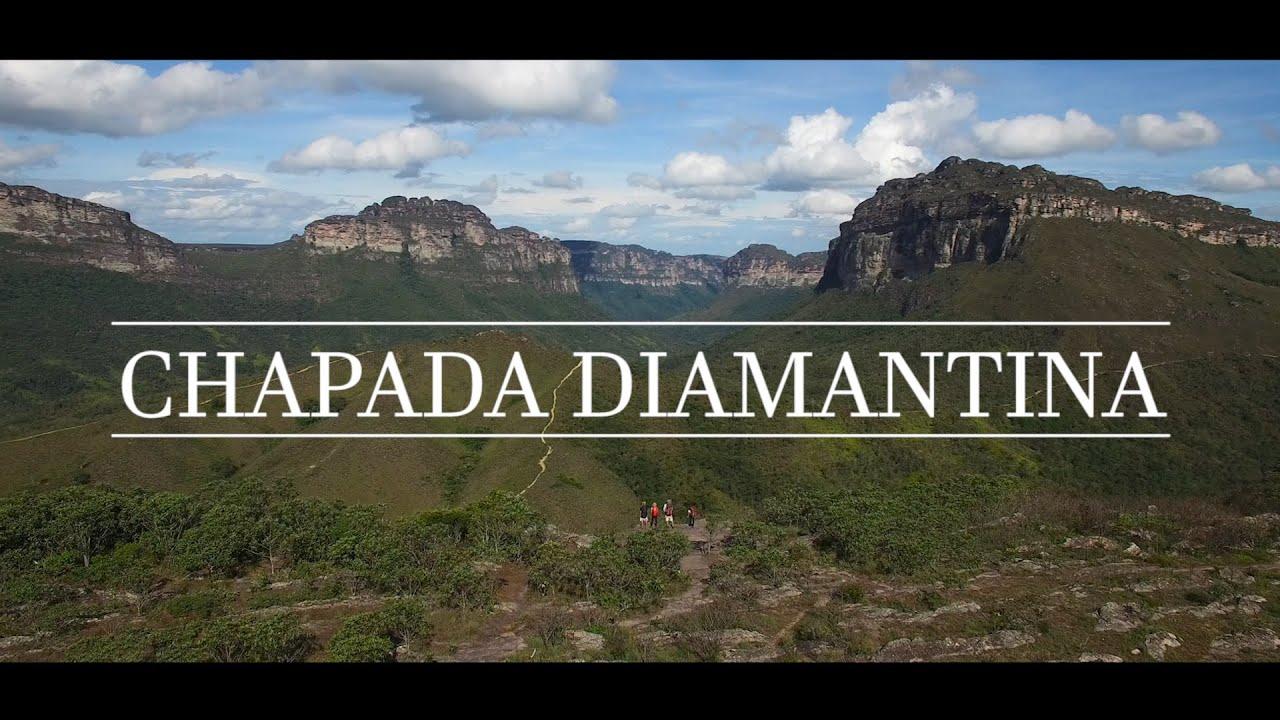 Chapada Diamantina By Drone