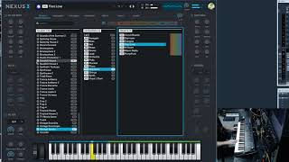 """reFX Nexus 3 - new expansion teaser """"Vintage Synths"""""""