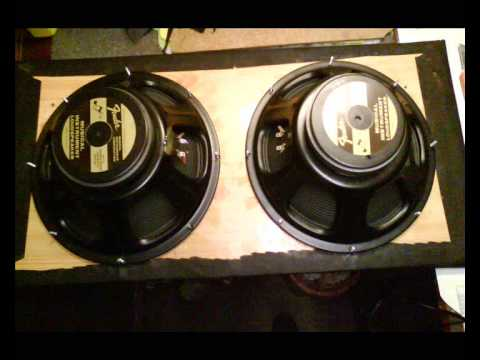 Caja 2x12  YouTube