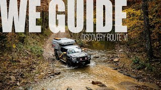 WE GUIDE:  Discovery Route VI