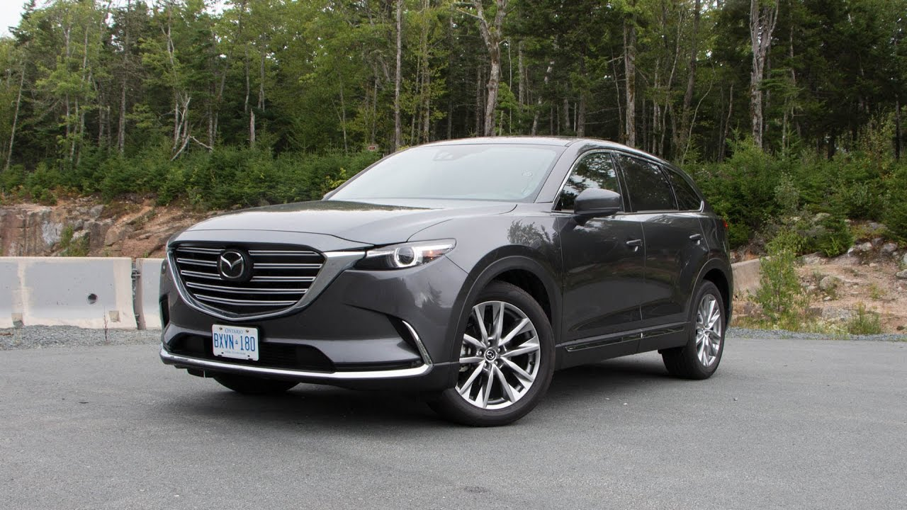 2016 mazda cx 9 review youtube. Black Bedroom Furniture Sets. Home Design Ideas