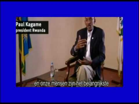 President Paul Kagame talking about africa developpment