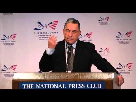 Gideon Levy Speach at the Israel Lobby Convention, Washington D.C., April 10 2015