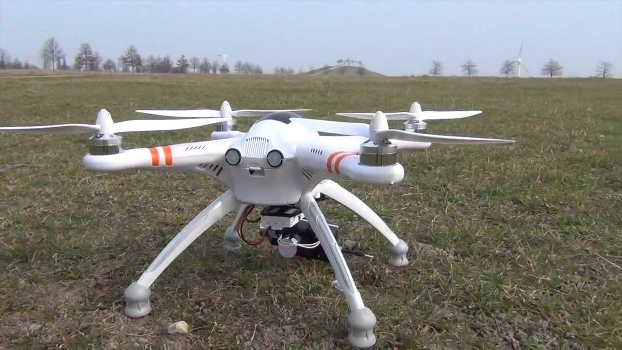 Квадрокоптер Walkera QR X350 Pro: обзор, распаковка, мнение .