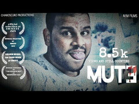 MUTE || A SILENT SHORT FILM || ROMANTIC THRILLER |