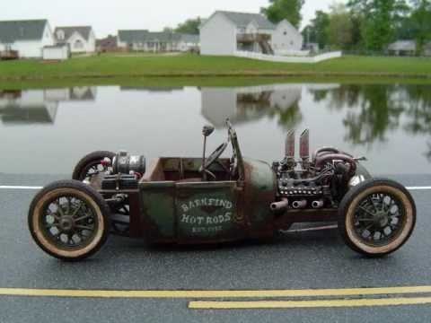 1 25th Scale Model Car Slideshow Youtube