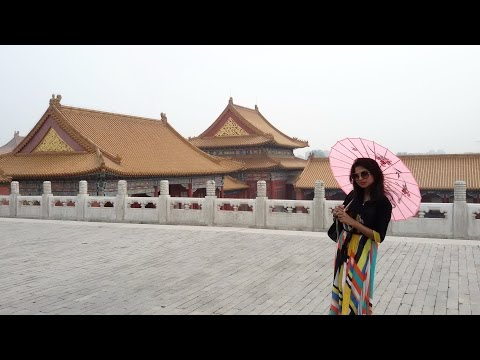 CHINA BEIJING TOUR 2015