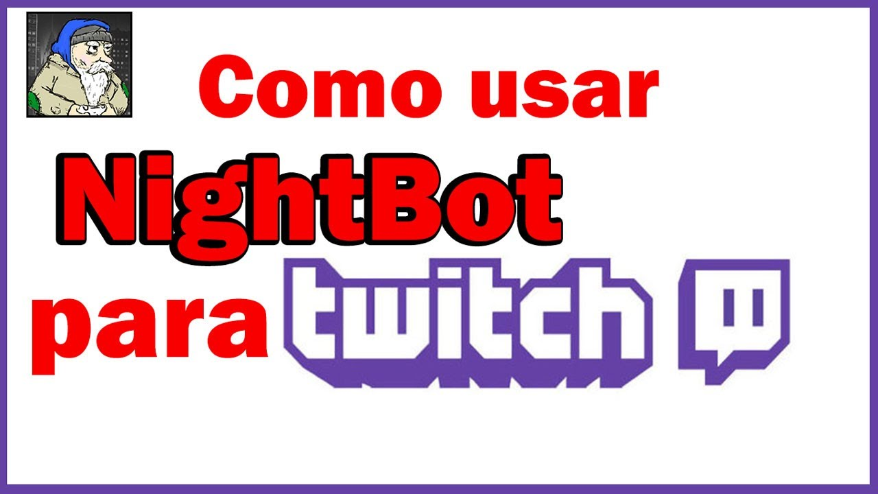 how to get nightbot working