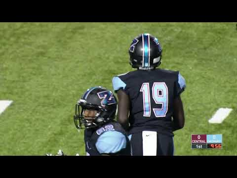 Game Replay:  Central Wildcats vs. Zachary Broncos (Louisian