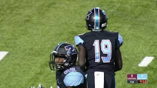 Game Replay:  Central Wildcats vs. Zachary Broncos (Louisiana)
