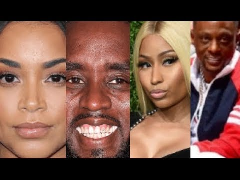 Lauren London shuts down Diddy dating rumor